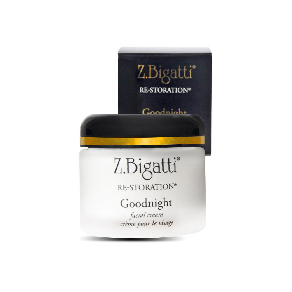 Z. Bigatti Re-Storation Good Night Treatment - askderm