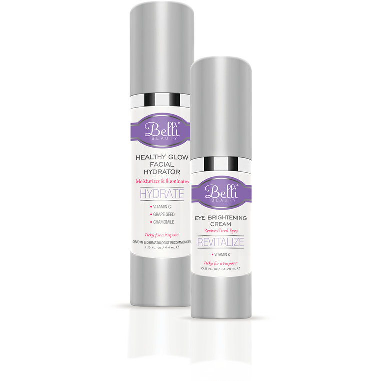 Belli Vitamin Enriched Brightening Duo - askderm