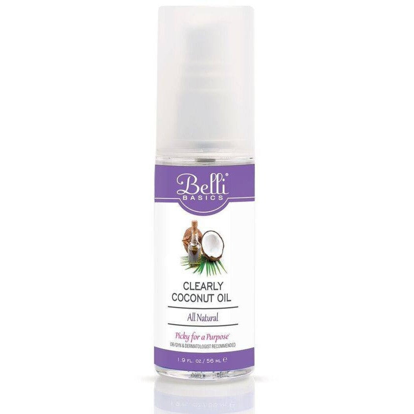 Belli Clearly Coconut Oil - askderm