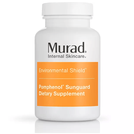 Murad Pomphenol Sunguard Dietary Supplements - askderm