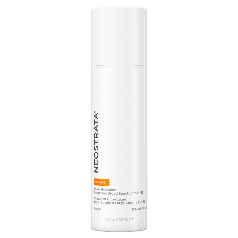 Neostrata Sheer Hydration - askderm