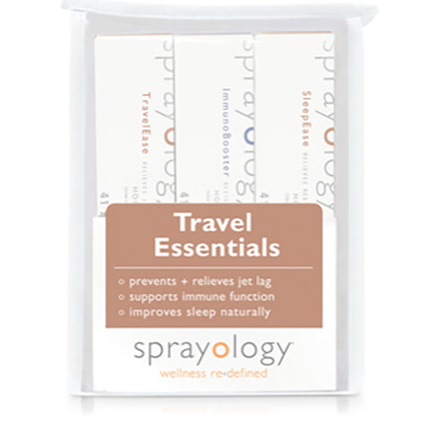 Sprayology Travel Essentials - askderm