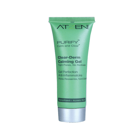 ATZEN Purify: Clear-Derm Calming Gel - askderm