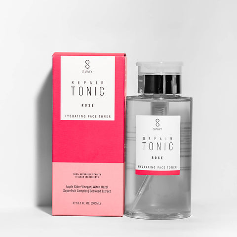SWAY Repair Tonic - Hydrating Face Toner - askderm