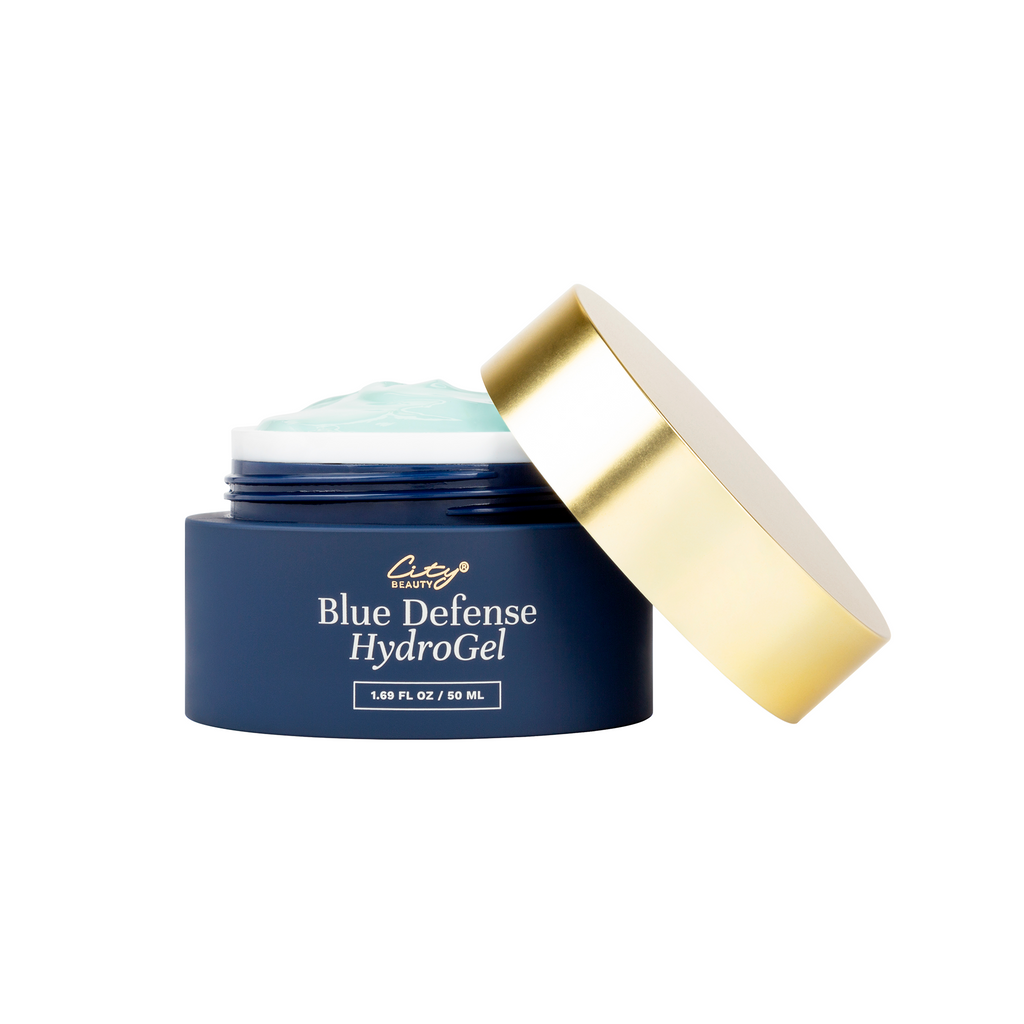 City Beauty Blue Defense HydroGel - askderm