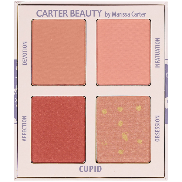 Carter Beauty Mini Blusher Palette - askderm