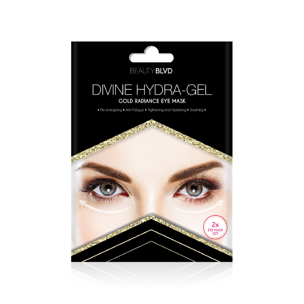 BeautyBLVD Divine Hydra Gel Eye Masks - askderm