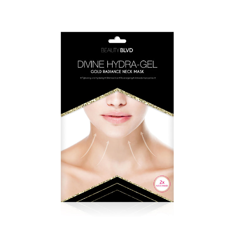 BeautyBLVD Divine Hydra Gel Neck Masks - askderm