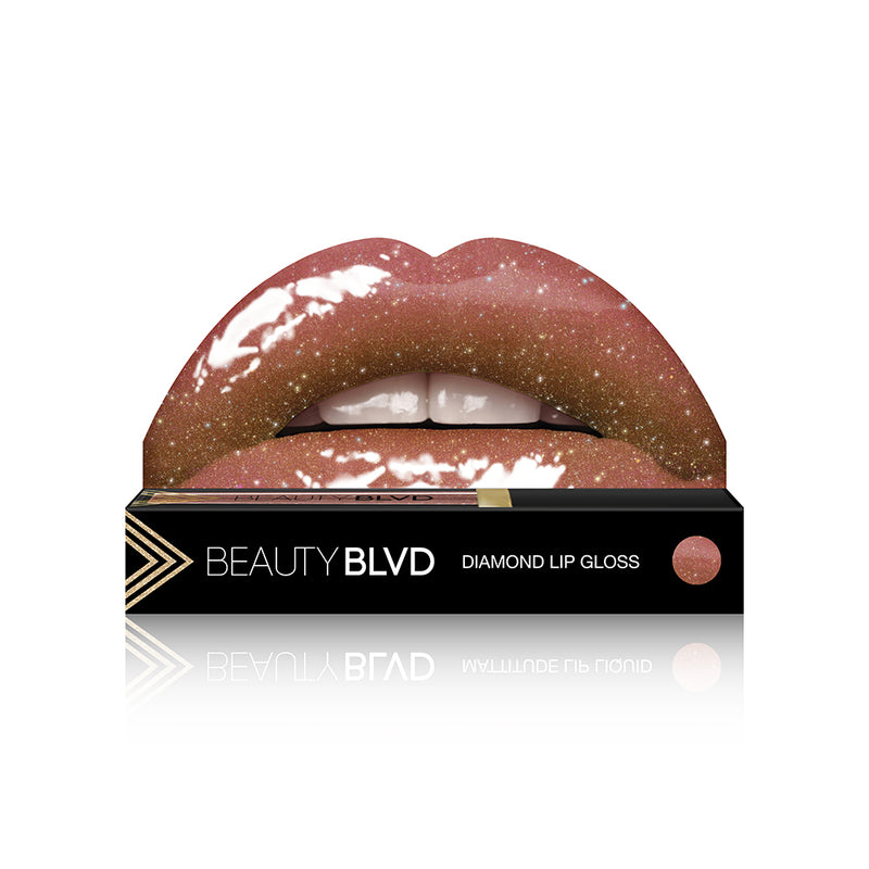 BeautyBLVD Diamond Lip Gloss - askderm
