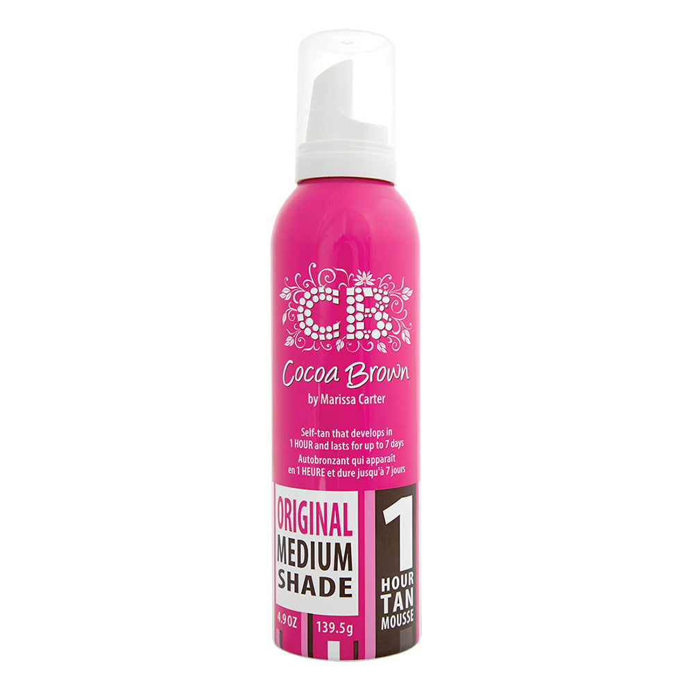 Cocoa Brown 1 Hour Tan Mousse - askderm