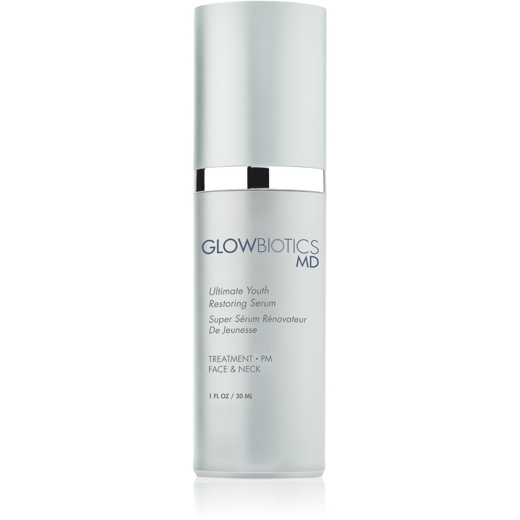 Glowbiotics Ultimate Youth Restoring Serum - askderm