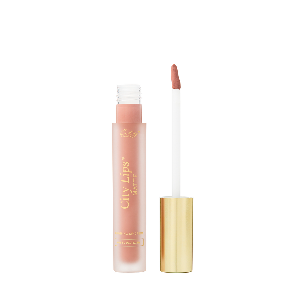 City Beauty City Lips - Matte Lip Plumper - askderm