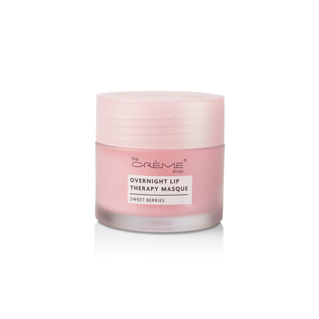 The Crème Shop Overnight Lip Therapy Masque - askderm