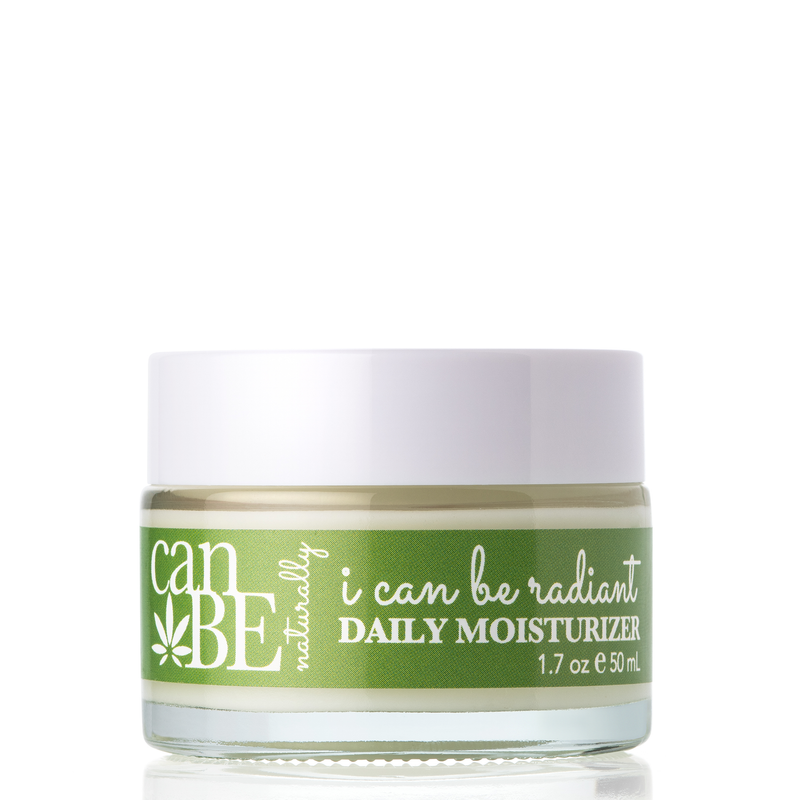 canBE Naturally I can be radiant DAILY MOISTURIZER - askderm