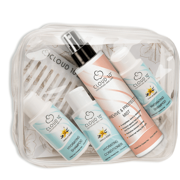 Cloud 10 Revive, Protect + Hydrate Kit - askderm