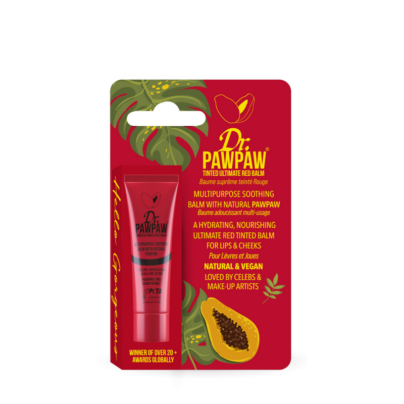 Dr. PAWPAW Ultimate Red Balm - askderm