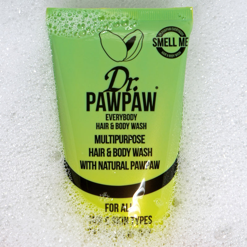 Dr. PAWPAW Everybody Hair & Body Wash - askderm
