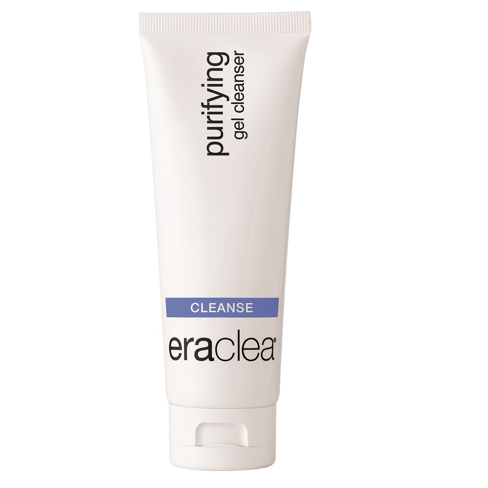 eraclea purifying gel cleanser - askderm