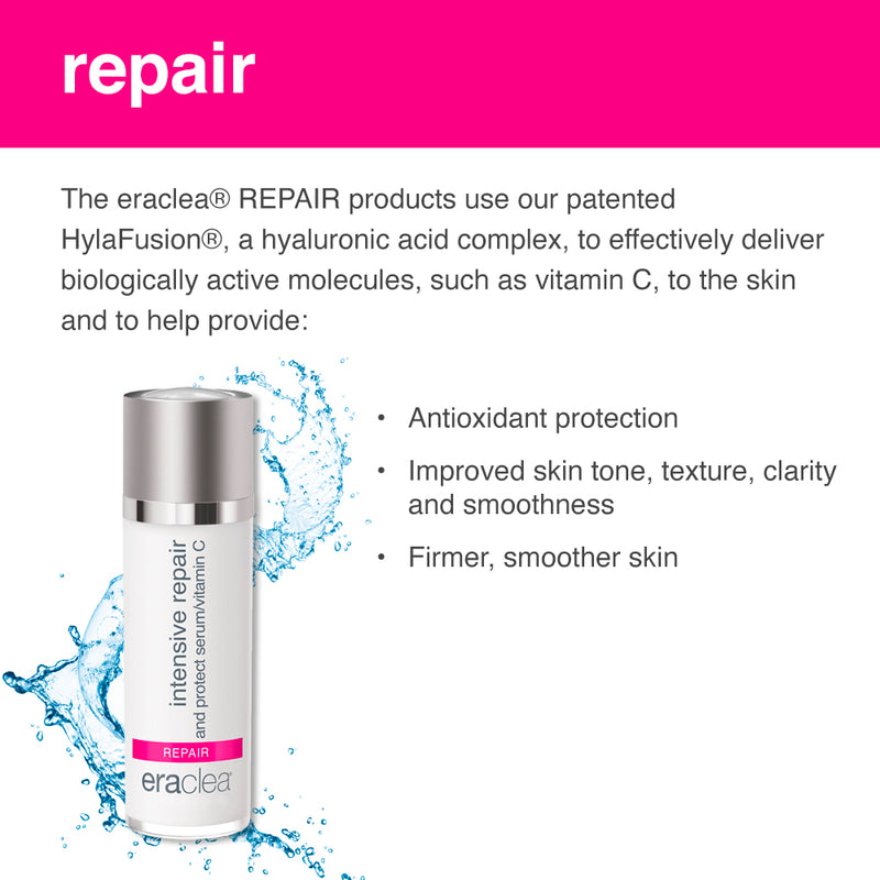 eraclea intensive repair and protect serum/vitamin C - askderm