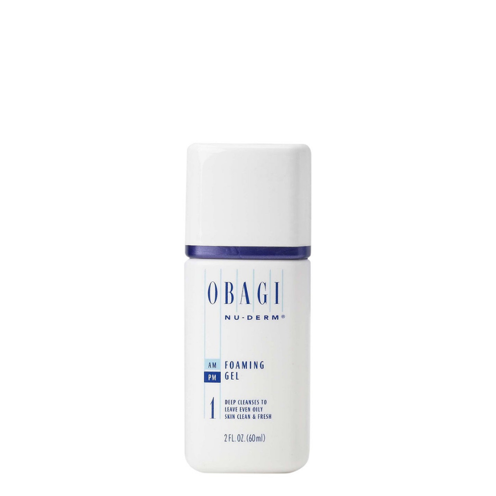 Free Gift With Obagi Purchase - Obagi NuDerm Foaming Gel Cleanser - Travel Size - askderm