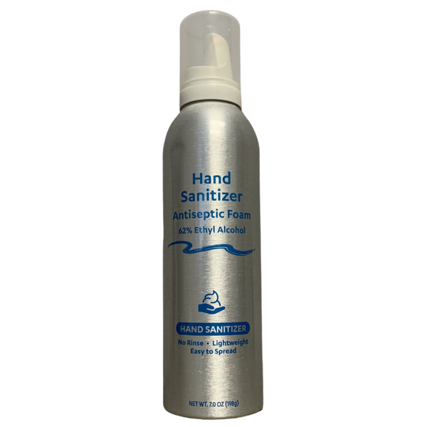Formulated Solutions Antiseptic Foaming Hand Sanitizer - askderm