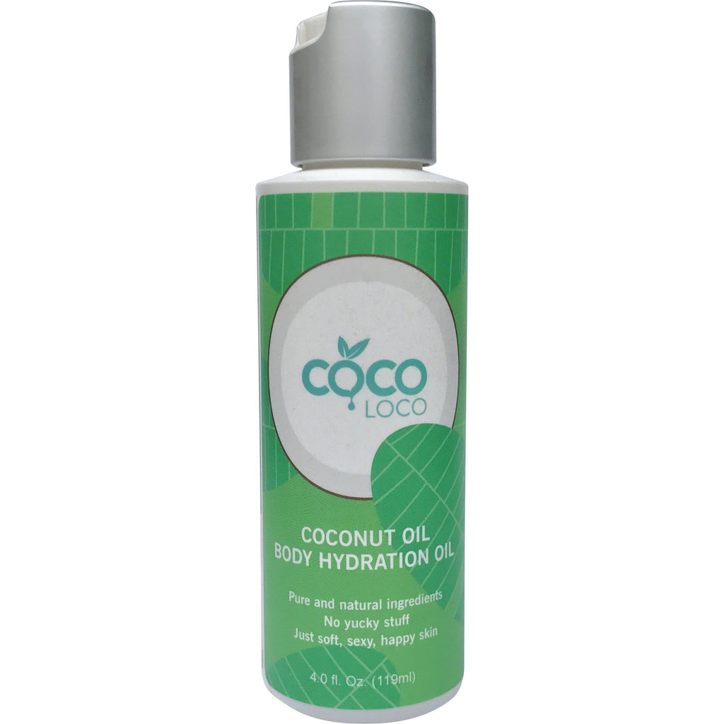 Coco Loco Coconut Oil Body Hydration Oil - askderm
