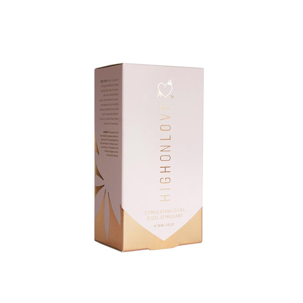 High on Love Stimulating O Gel for Women - askderm