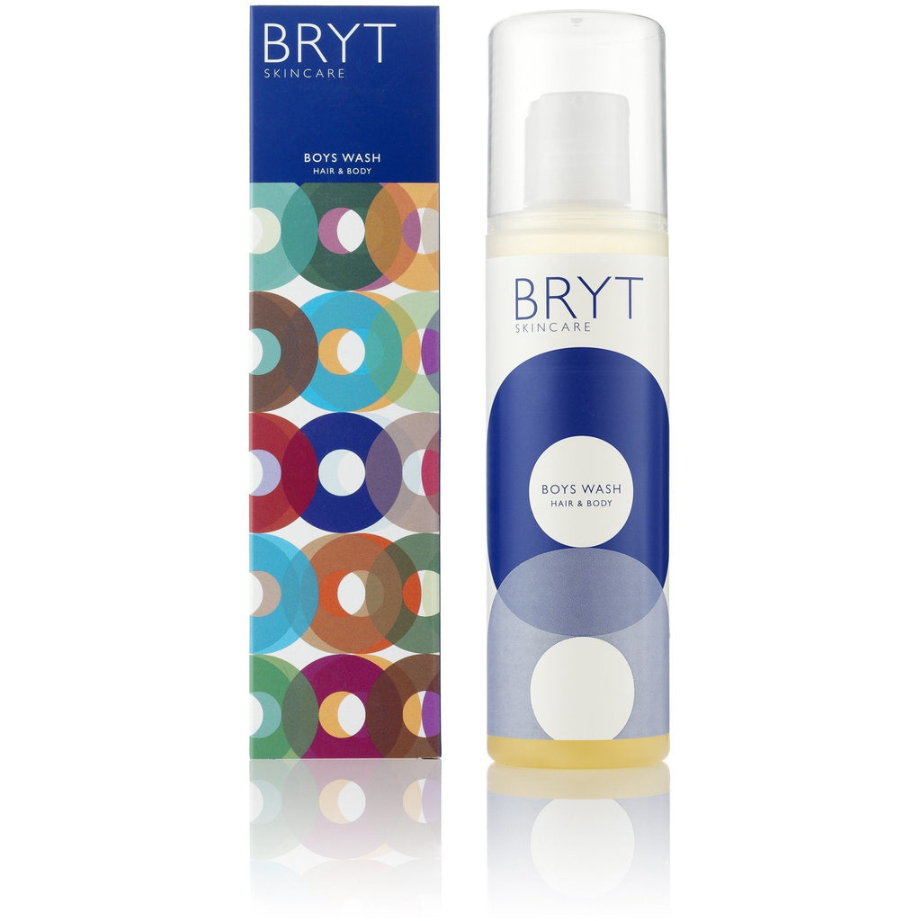 BRYT Hair & Body Wash for Him - askderm