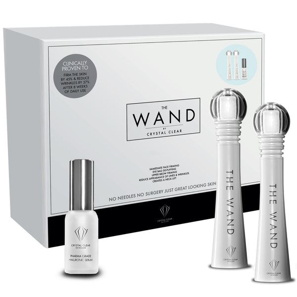 Crystal Clear The Wand Pro Set - askderm