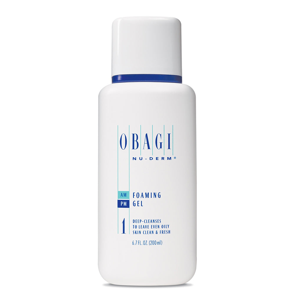 Obagi Nu-Derm Foaming Gel - Step One - askderm