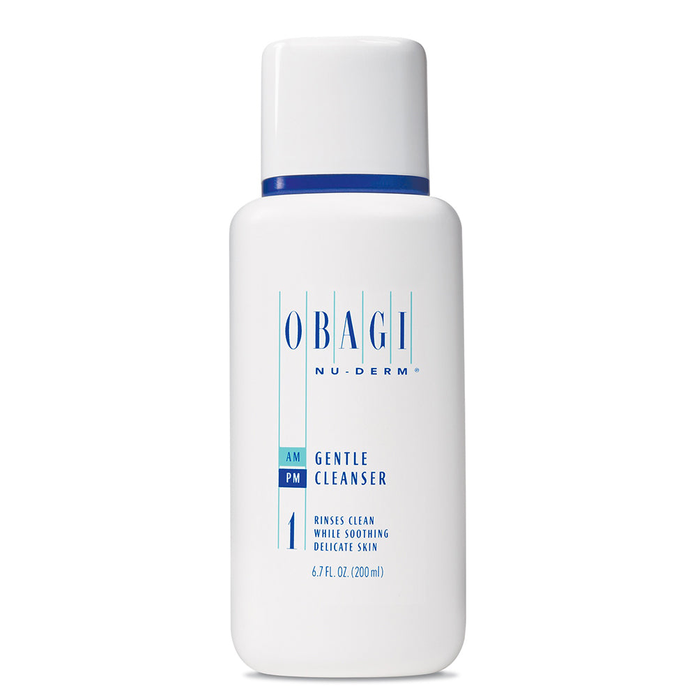 Obagi Nu-Derm Gentle Cleanser - Step One - askderm