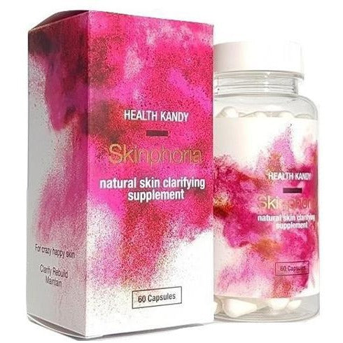 Health Kandy Skinphoria - Natural Skin Clarifying Supplement - askderm