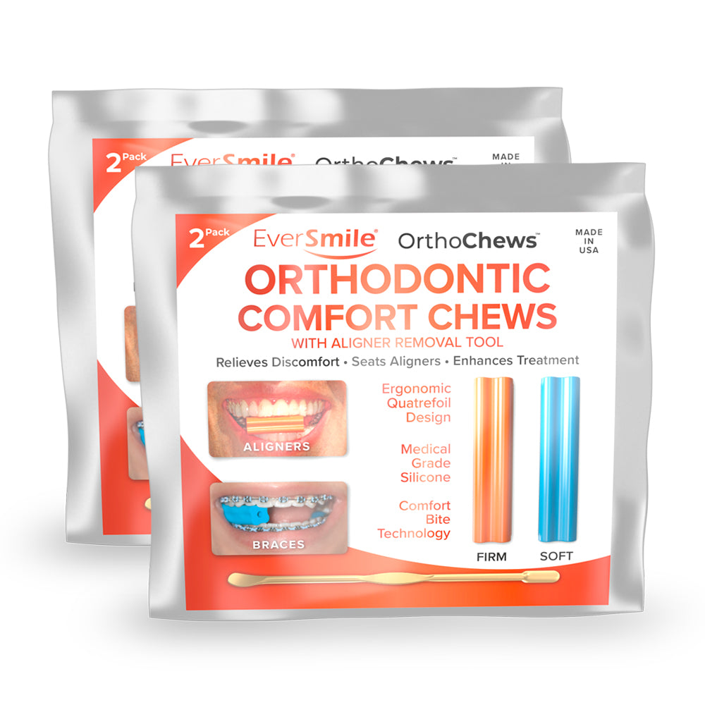 EverSmile OrthoChews with Aligner Removal Tool - askderm