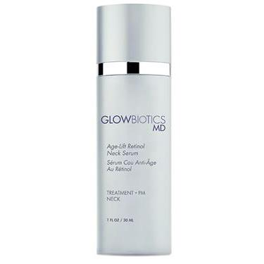 Glowbiotics Age-lift Retinol Neck Serum - askderm