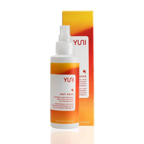 YUNI Hot Head Microveil Hair Treatment - askderm