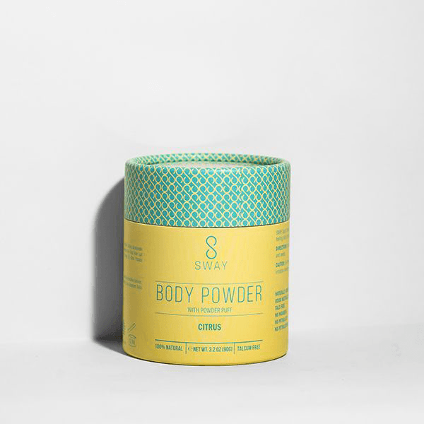SWAY Body Powder - askderm