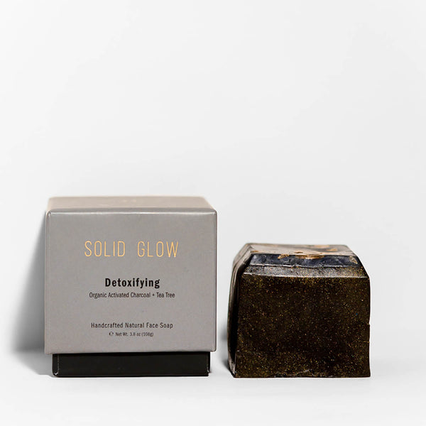 SWAY Solid Glow - Handcrafted Natural Face Soap - askderm