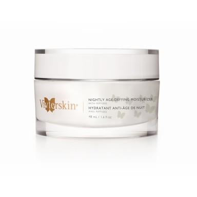 Vivierskin Nightly Age-Defying Moisturizer - askderm