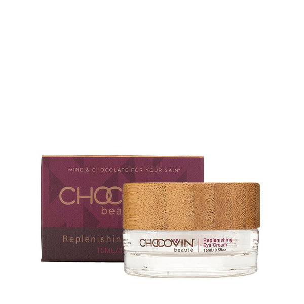 Chocovin Replenishing Eye Cream - askderm