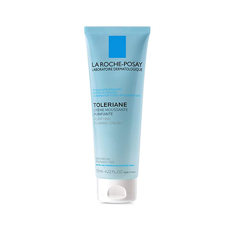 La Roche-Posay Toleriane Purifying Foaming Cream Cleanser - askderm