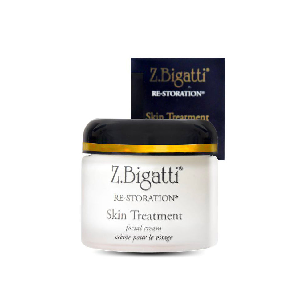 Z. Bigatti Re-Storation Skin Treatment - askderm
