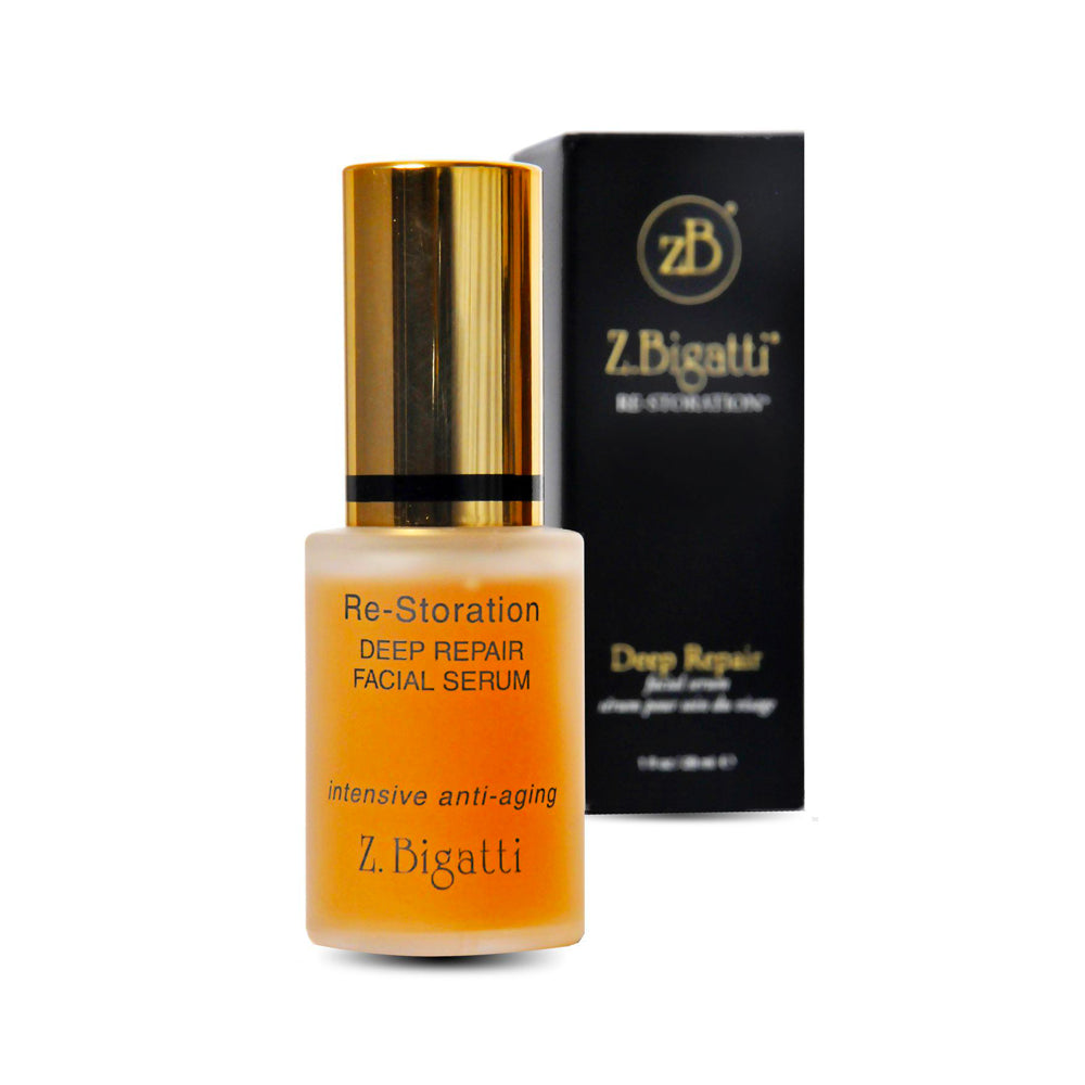 Z. Bigatti Re-Storation Deep Repair Facial Serum - askderm