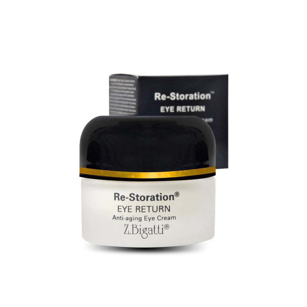 Z. Bigatti Re-Storation Eye Return - askderm