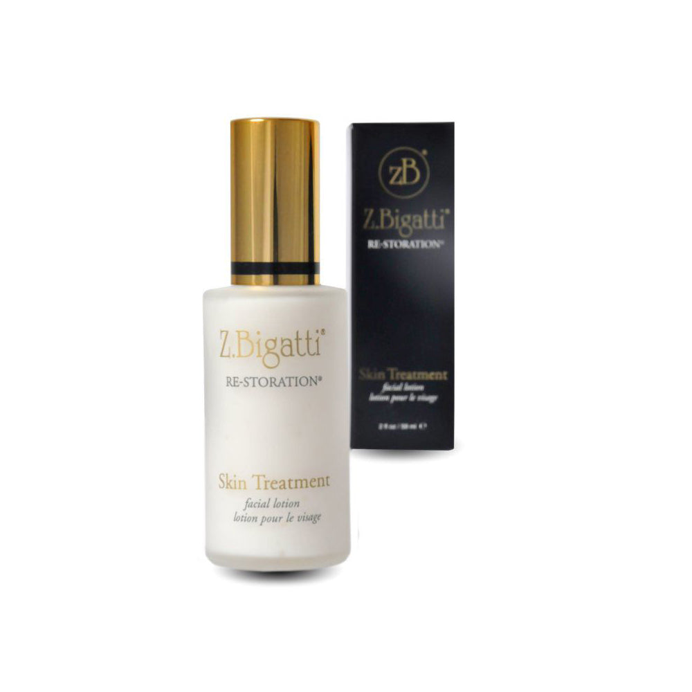 Z. Bigatti Re-Storation Skin Treatment - Facial Lotion - askderm