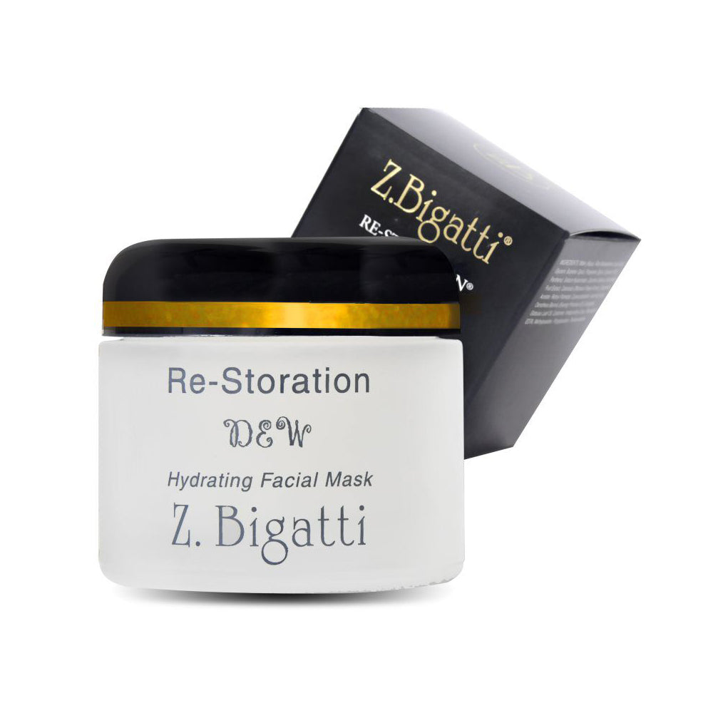 Z. Bigatti Re-Storation Dew - Hydrating Facial Mask - askderm