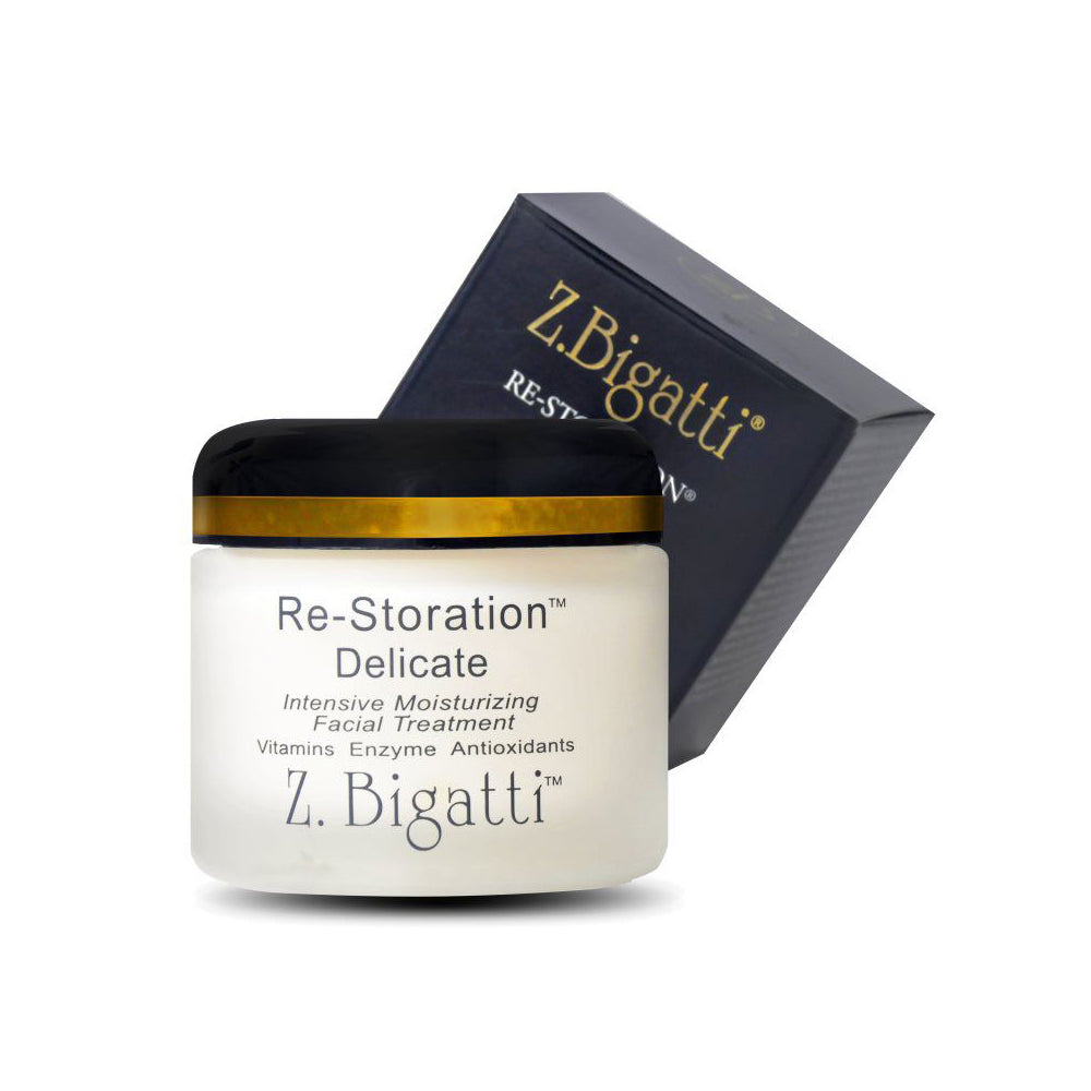 Z. Bigatti Re-Storation Delicate - Intensive Facial Moisturizing Treatment - askderm