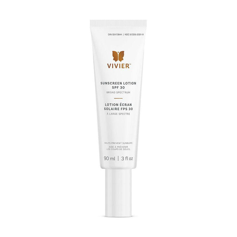 Vivierskin Sunscreen Lotion SPF 30 - askderm
