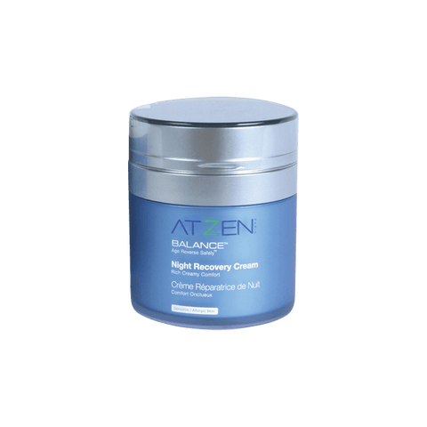 ATZEN Night Recovery Cream - askderm