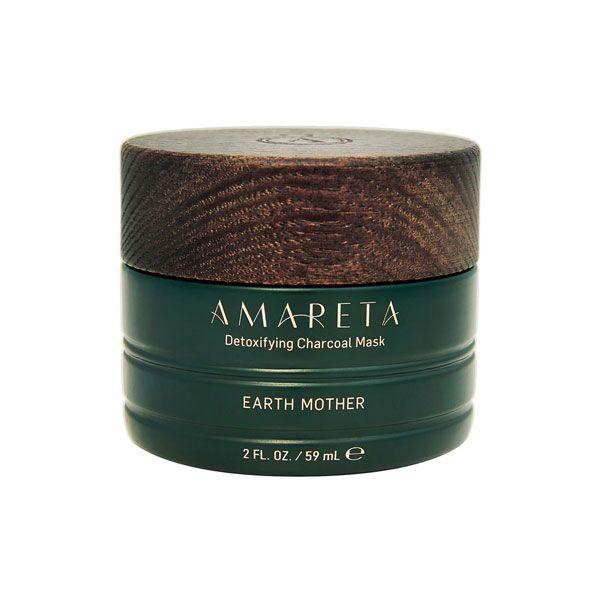 Amareta Earth Mother Detoxifying Charcoal Mask - askderm