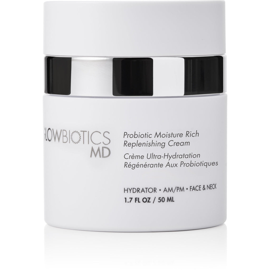 Glowbiotics Probiotic Moisture Rich Replenishing Cream - askderm